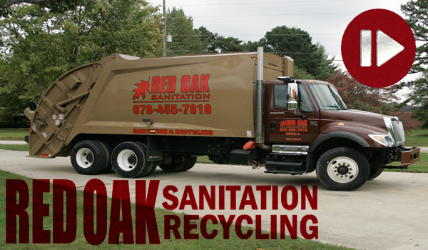 Red Oak Sanitation Gives back to the community